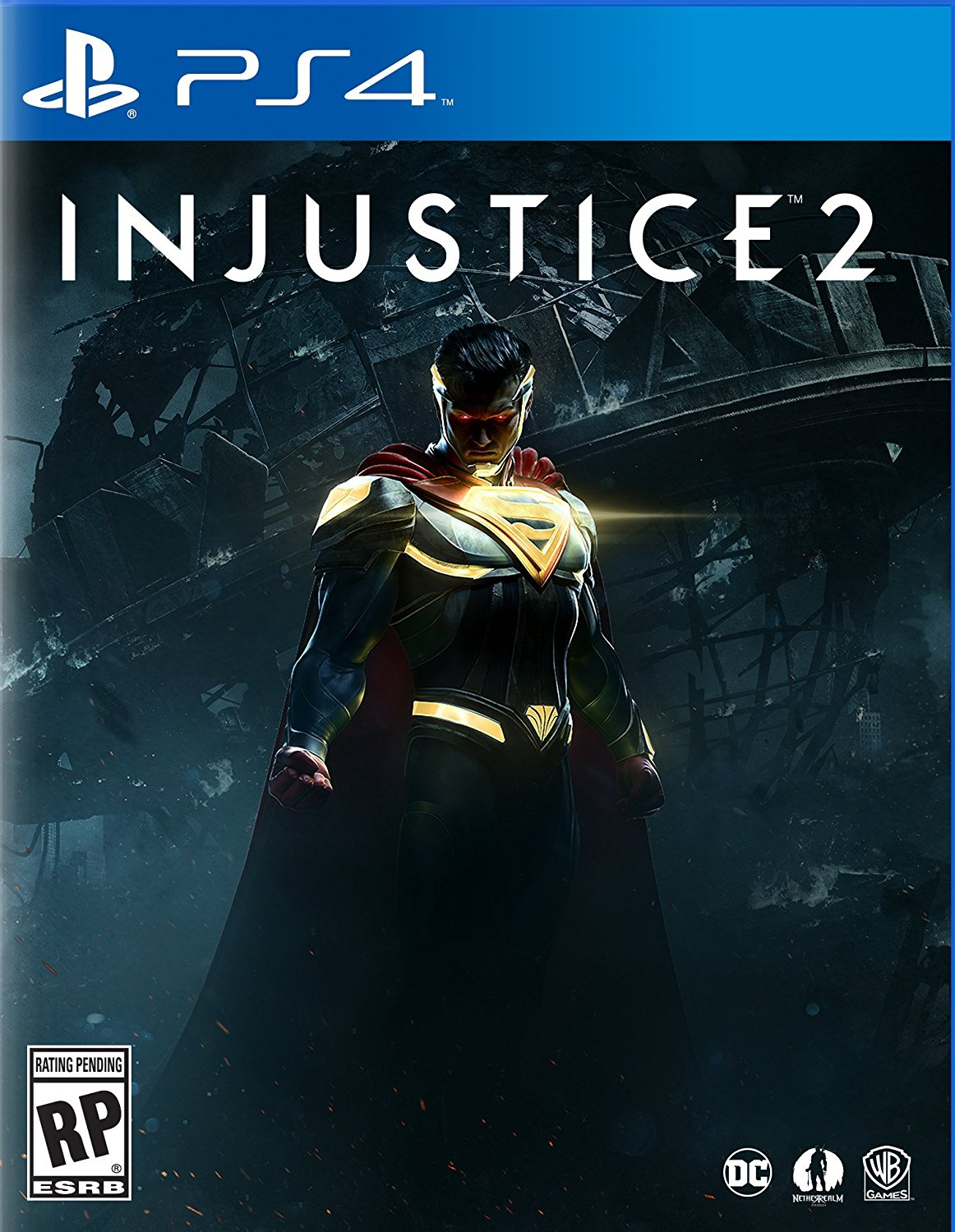 PS4 Injustice 2 (PlayStation 4) US
