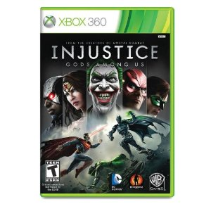 XBox 360 - Injustice: Gods Among Us Portugues Regiao Livre