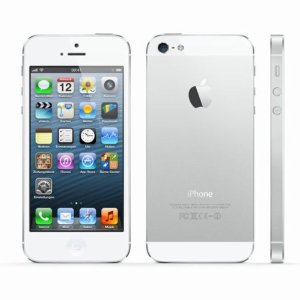 Apple iPhone 5 Branco Smartphone 16GB - Seminovo