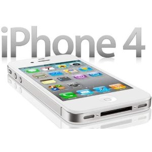 Apple iPhone 4 Branco Smartphone 16GB - Seminovo