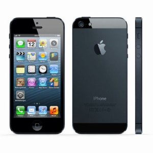 Apple iPhone 5 Black Smartphone 16GB - Seminovo