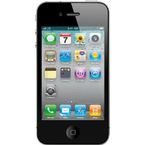 iPhone 4 - 16GB Black