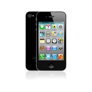 Apple iPhone 4S 16GB - Black