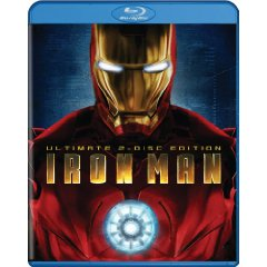 Iron Man (Ultimate Two-Disc Edition) [Blu-ray] (2008) Portugues