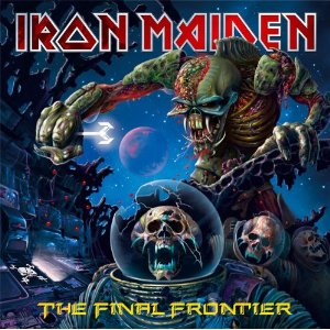 CD Iron Maiden Final Frontier [Import] [from US]