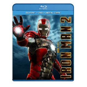 Iron Man 2 [Blu-ray] (2010) Portugues