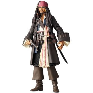Figure Revoltech SERIES No.025 Jack Sparrow