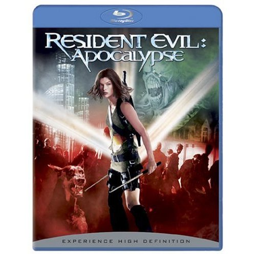 Resident Evil - Apocalypse [Blu-ray] Portugues