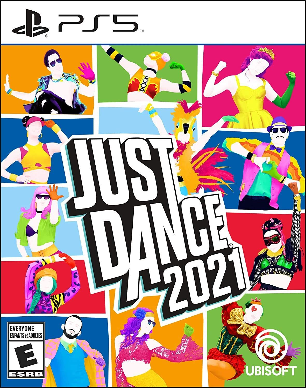 PS5 Just Dance 2021 PlayStation 5