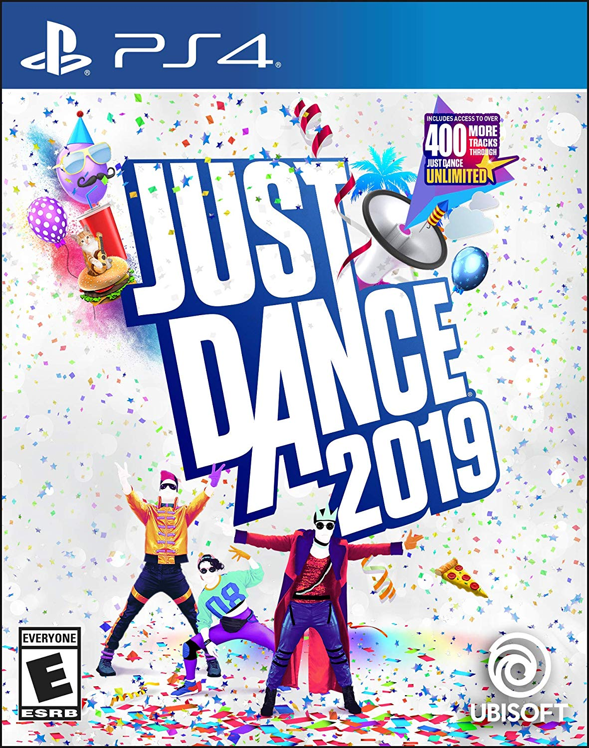 PS4 Just Dance 2019 em Português e Espanol (PlayStation 4)
