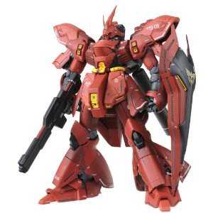 MG 1/100 MSN-04 Sazabi Ver.Ka Plastic Model