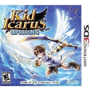 3DS - Kid Icarus: Uprising 3D US