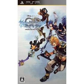 PSP Kingdom Hearts: Birth by Sleep - JPN