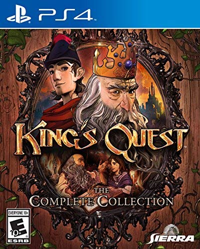 PS4 King's Quest: Adventures of Graham