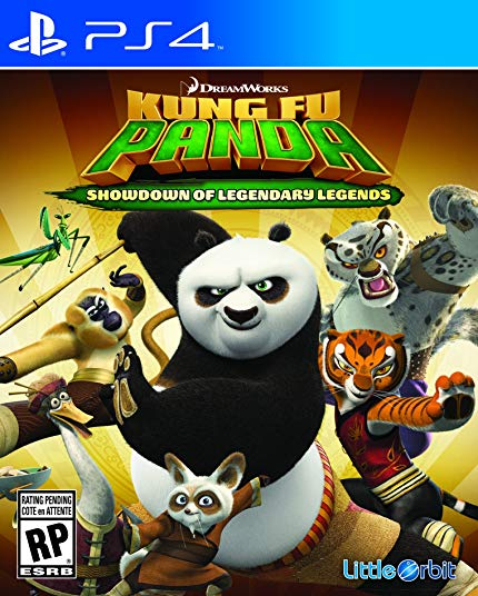 PS4 Kung Fu Panda: Showdown of Legendary