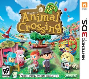 3DS - Animal Crossing: New Leaf 3D US