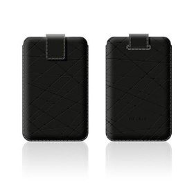 Belkin Leather Pull-Tab Holster for iPod classic - 2nd Gen