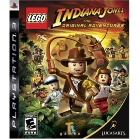 Lego Indiana Jones: The Original Adventures for PS3 US