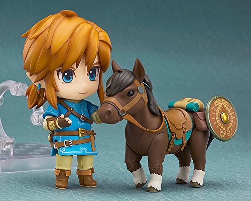 Nendoroid Link: Breath of the Wild Ver. DX EDITION