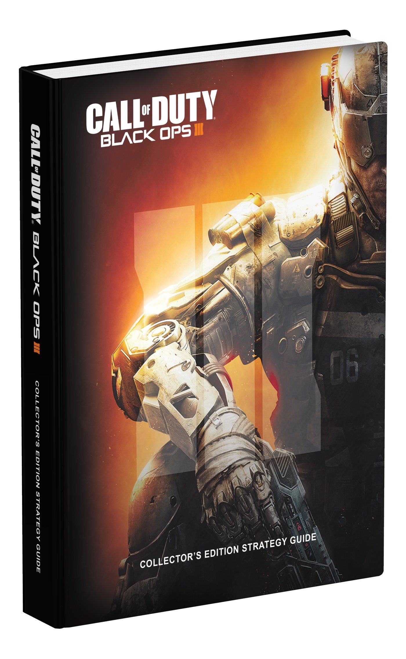Guia de Estratégias - Call of Duty: Black Ops III Collector's Ed