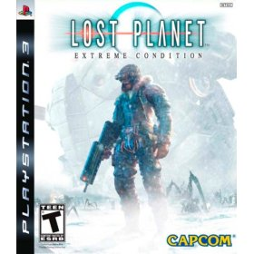 Lost Planet: Extreme Condition for PS3 US
