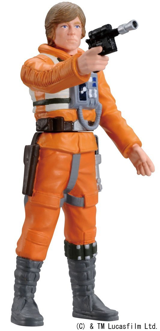 Miniatura Star Wars 06 Luke Figure 8cm