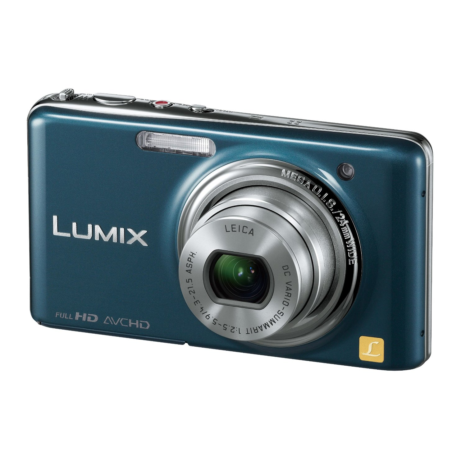 Panasonic LUMIX DMC-FX77 - Blue