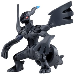 Pokemon Black and White Figure - M-010 - Zekrom