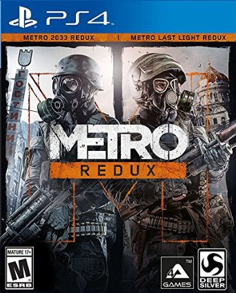 PS4 Metro Redux (PlayStation 4)