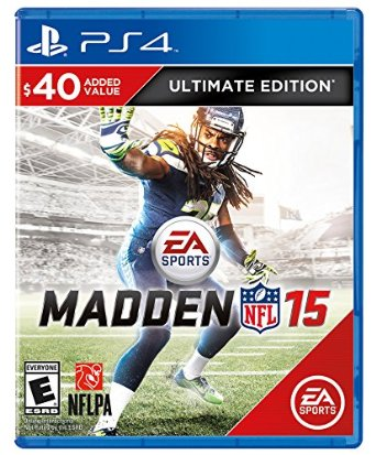 PS4 Madden NFL 15 Ultimate Edition (PlayStation 4)