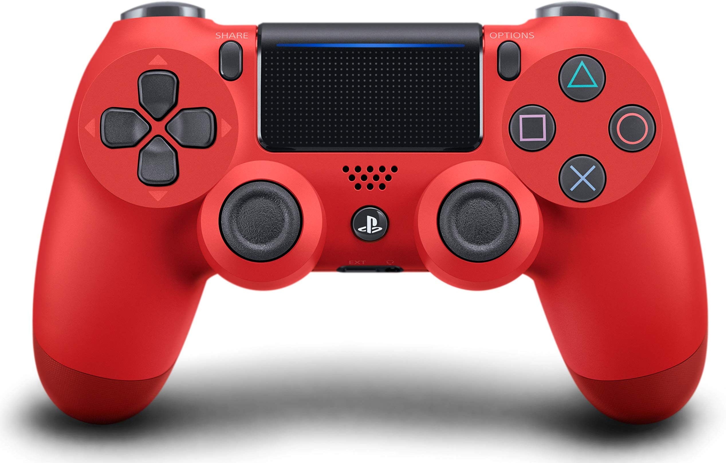 PS4 Dualshock 4 Wireless Controller Magna RED