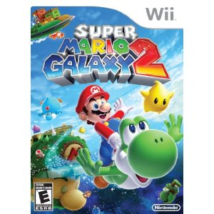 Wii Super Mario Galaxy 2 US