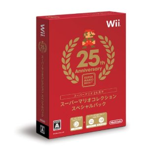 Wii Super Mario Collection Special Pack JPN