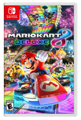 Mario Kart 8 Deluxe - Nintendo Switch USA