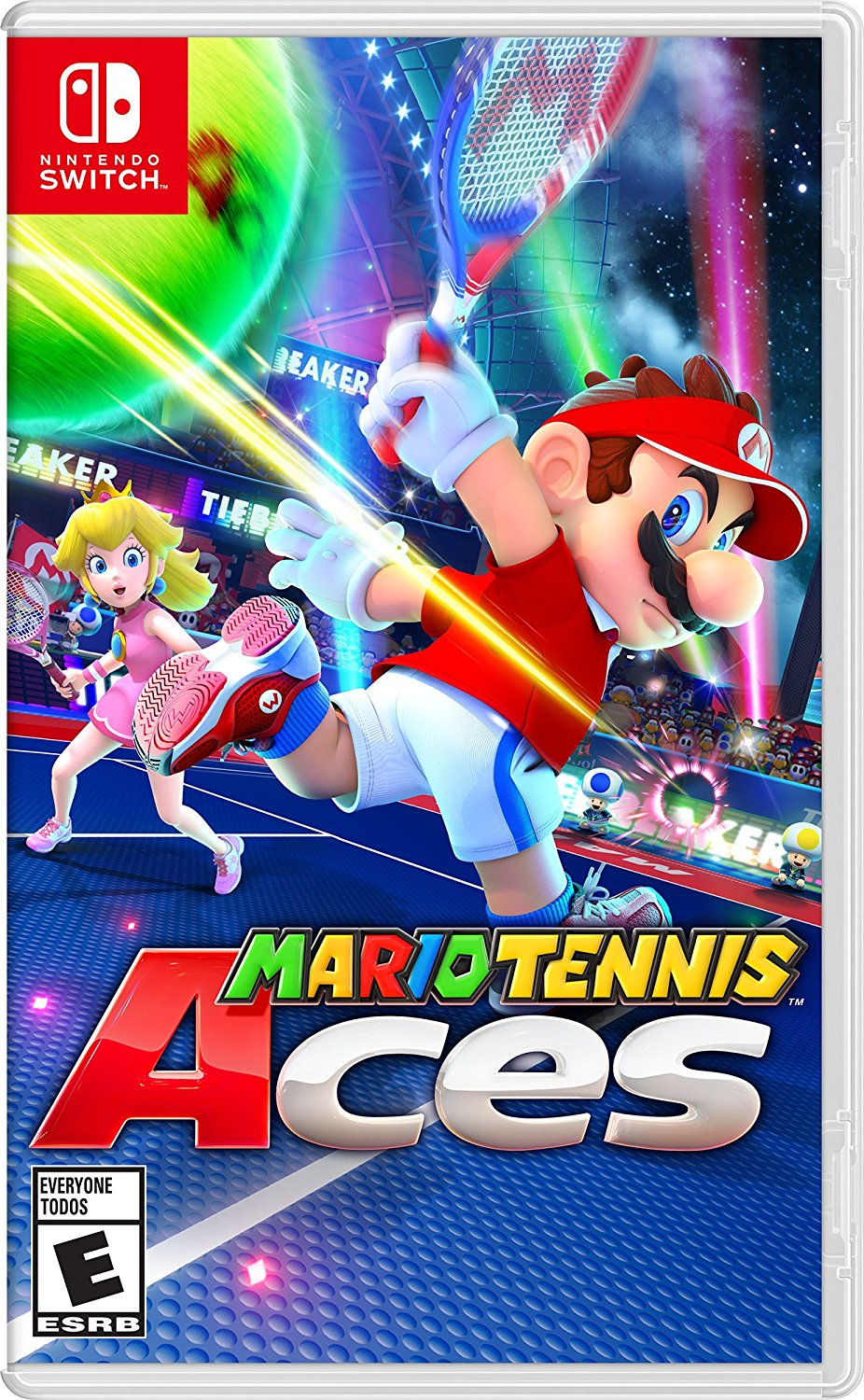 Mario Tennis Aces - Nintendo Switch USA