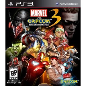 Marvel vs. Capcom 3: Fate of Two Worlds for PS3 US