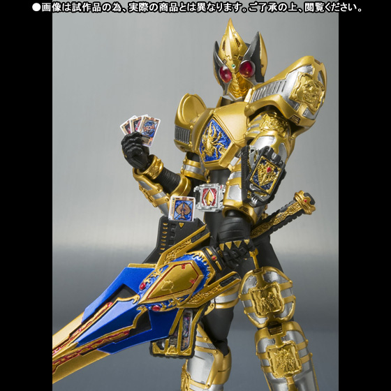 S.H.Figuarts Masked Rider Blade King Form