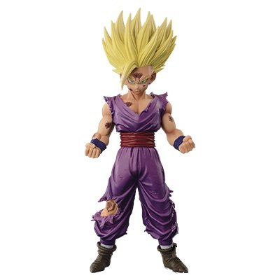 Dragon Ball Z MASTER STARS PIECE THE SON GOHAN Especial Color
