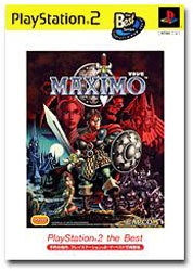 Maximo (PlayStation2 the Best) - JPN
