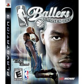 NBA Ballers: Chosen One for PS3 US