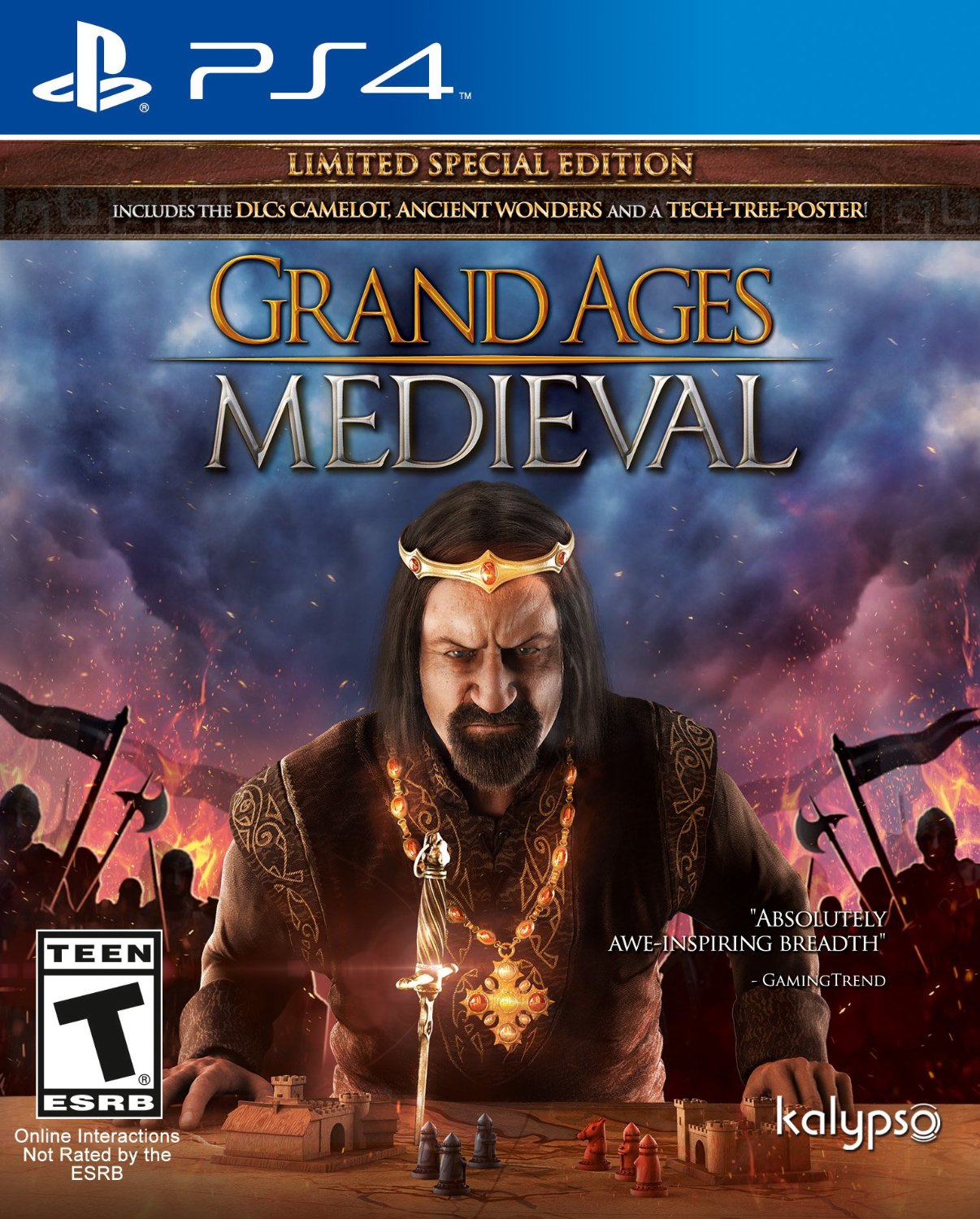 PS4 Grand Ages: Medieval (PlayStation 4)