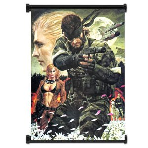 Poster Metal Gear Solid (80x105cm)