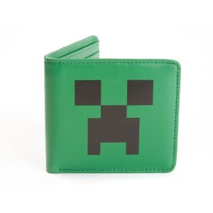 Carteira Minecraft Creeper