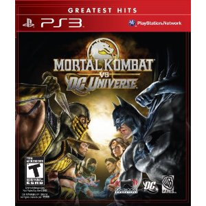 Mortal Kombat vs. DC Universe for PS3 US