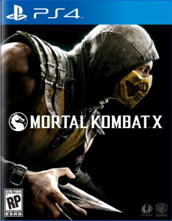 PS4 Mortal Kombat X em Portugu�s (PlayStation 4)
