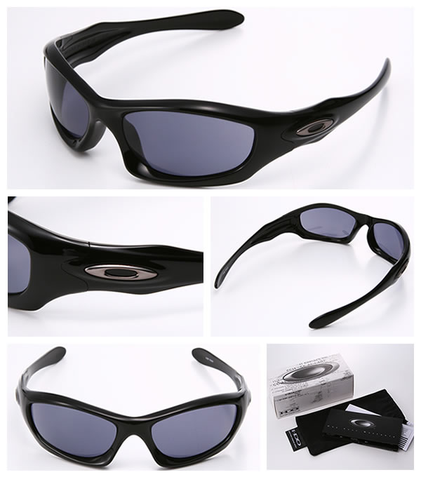 Oakley Monster Dog:Polished Black