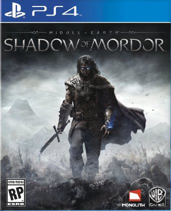 PS4 Middle Earth: Shadow of Mordor (PlayStation 4)