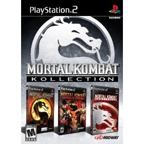 Mortal Kombat Kollection (Deception, Armageddon, Shaolin Monks)