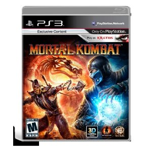 Mortal Kombat for PS3 US em Português