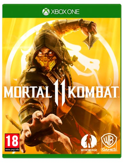 Mortal Kombat 11 em Portugues for XBOX ONE